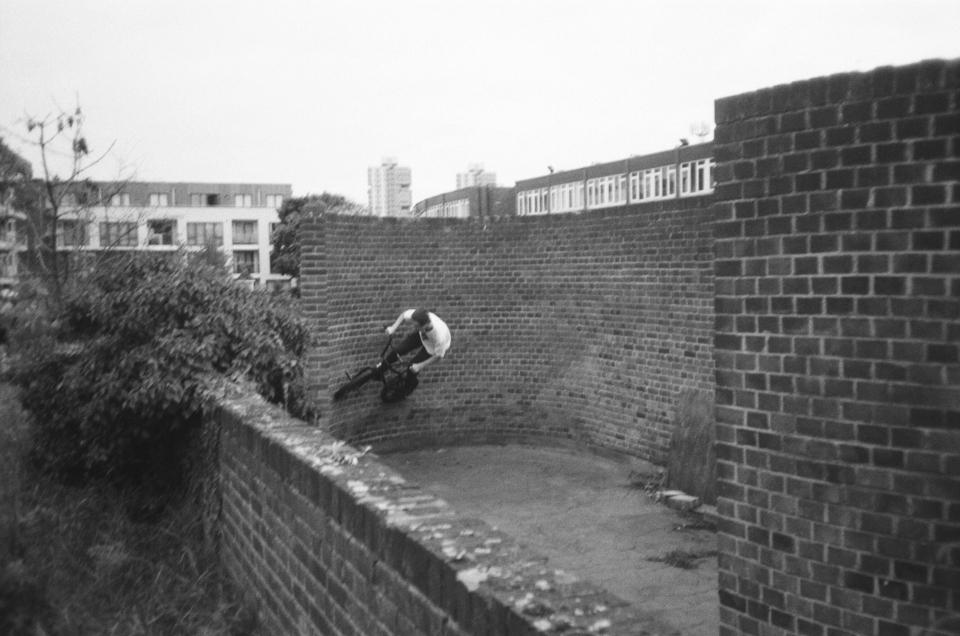 Tom wallride