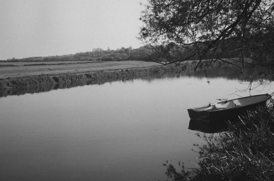 Boat Bristol Canal